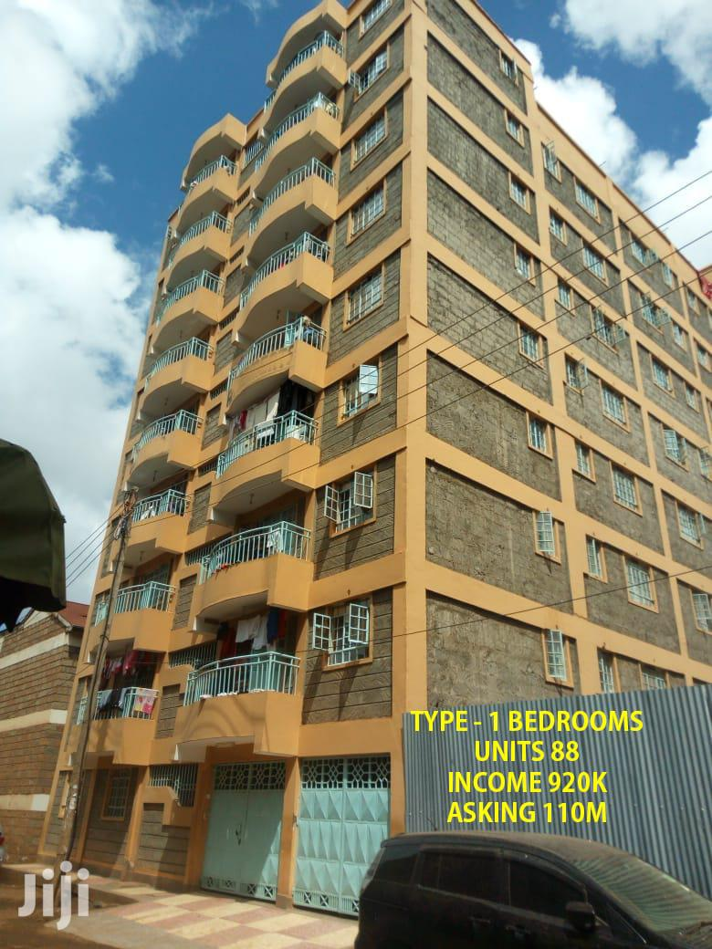 Block of Flats for Sale Ready Income | Commercial Property For Sale for sale in Kilimani, Nairobi, Kenya