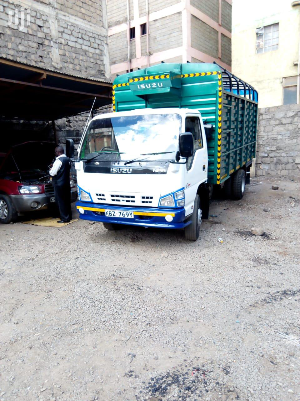 Isuzu Npr Quick Sale