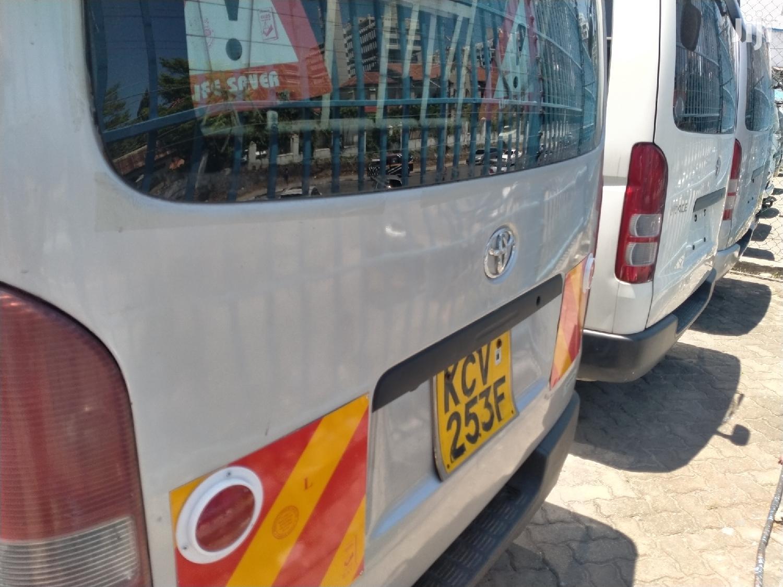 Selling Toyota Hiace Used Ad New In Mombasa Kenya   Buses & Microbuses for sale in Tudor, Mombasa, Kenya