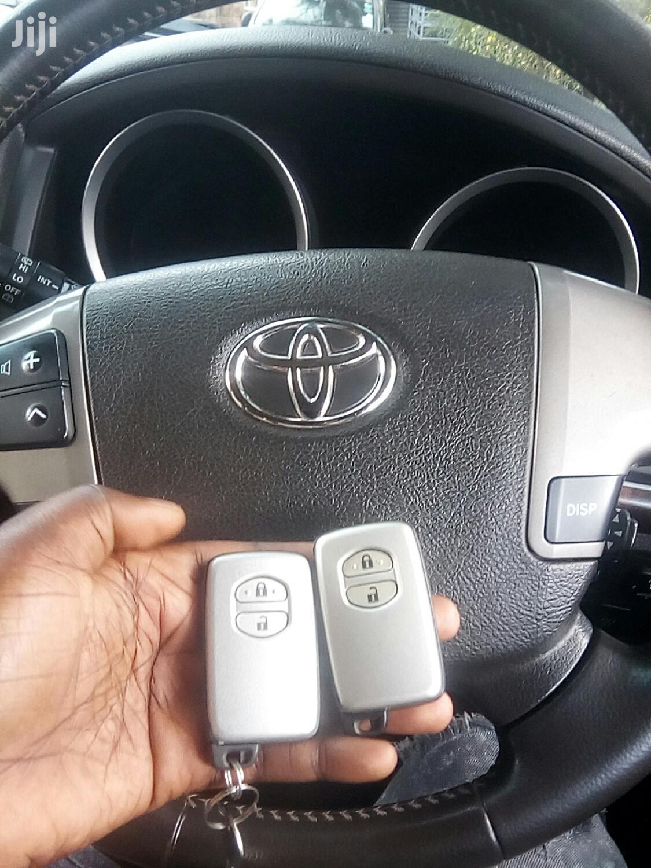Car Key Programmers