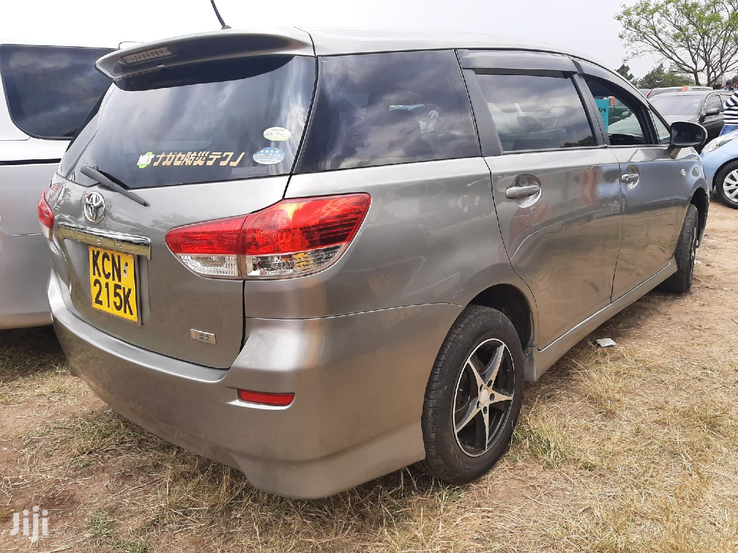 Toyota Wish 2010 Gray | Cars for sale in Nairobi Central, Nairobi, Kenya