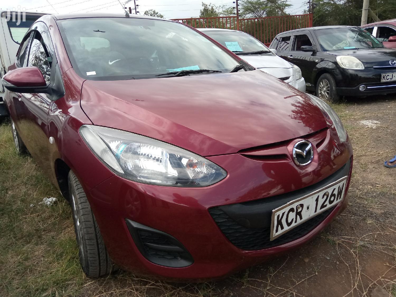 Archive: Mazda Demio 2011 Red