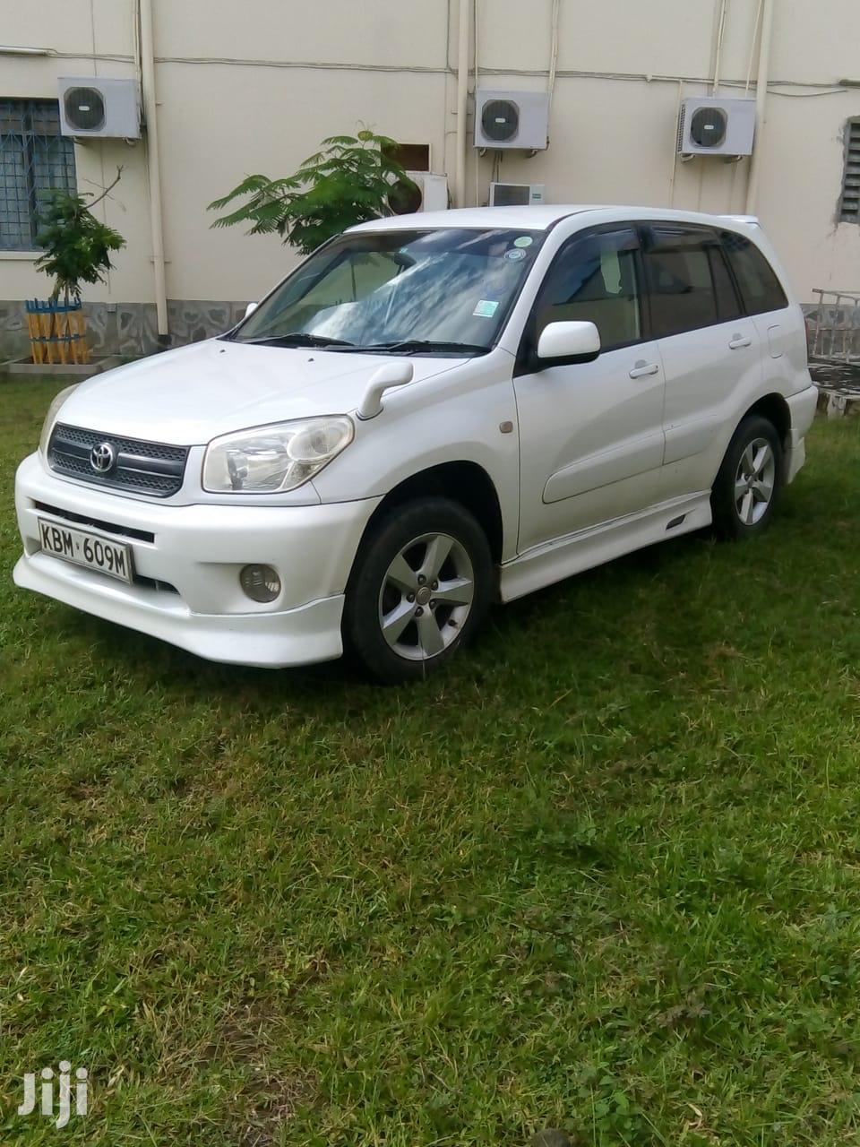 Toyota RAV4 200 4X4 Automatic 2008 White | Cars for sale in Tudor, Mombasa, Kenya