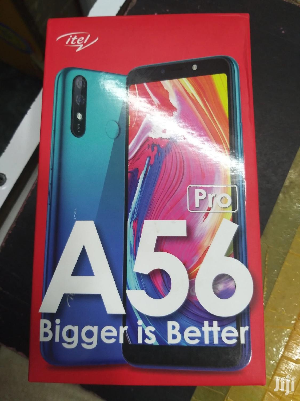 New Itel A56 Pro 32 GB Gold