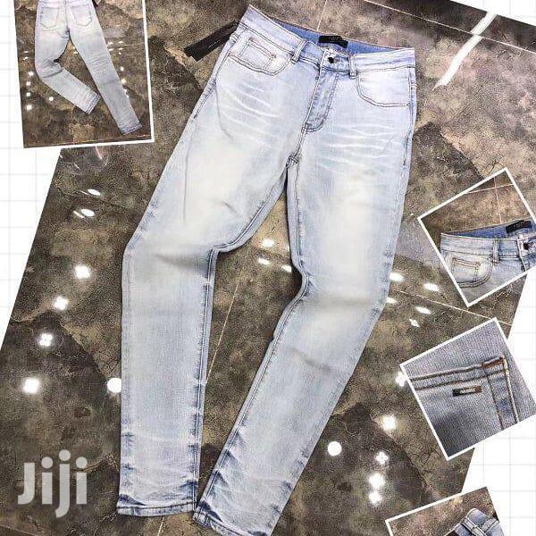 Archive: Amiri Fashion Jeans