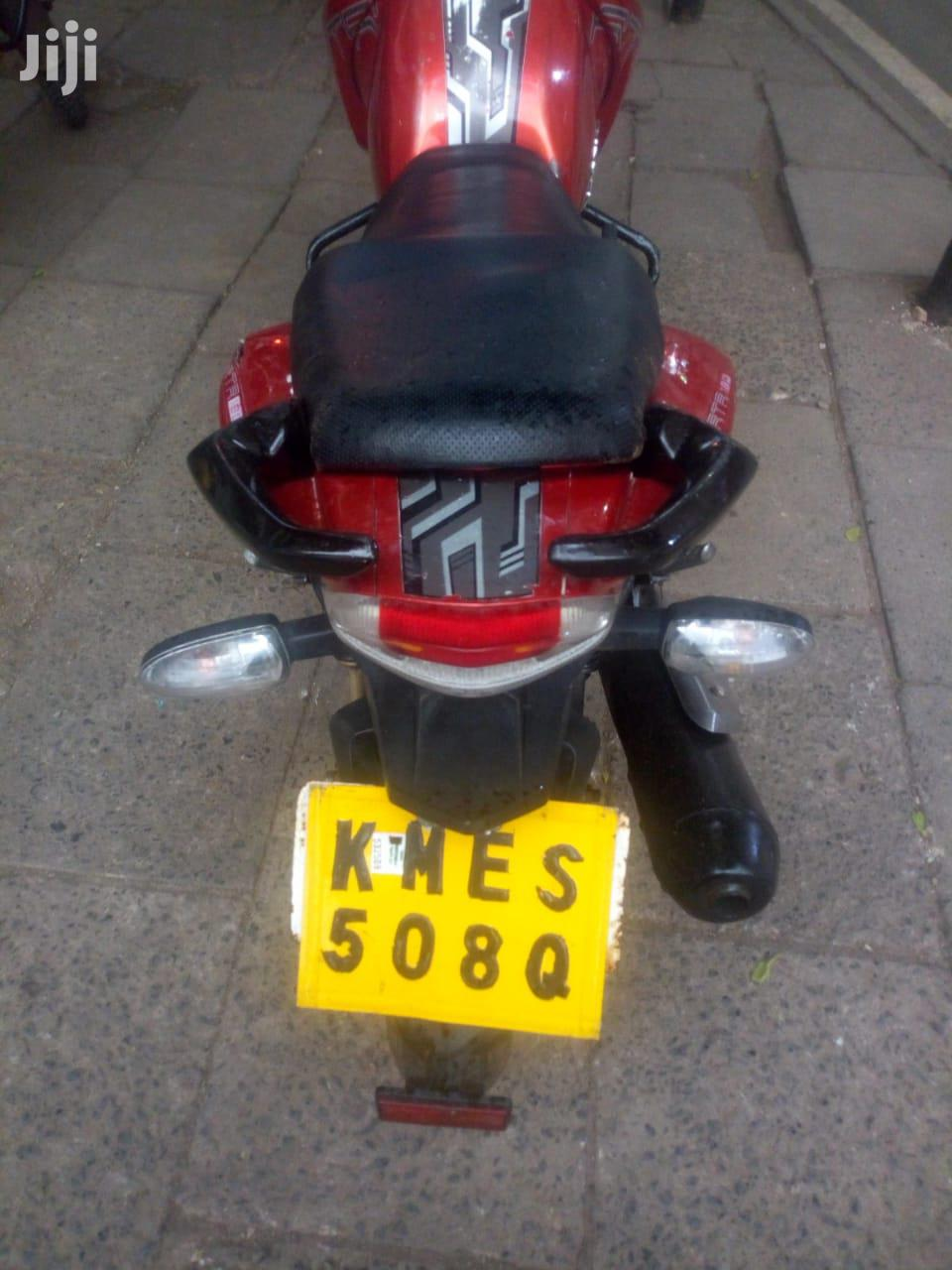 TVS Apache 180 RTR 2018 Red | Motorcycles & Scooters for sale in Nairobi Central, Nairobi, Kenya
