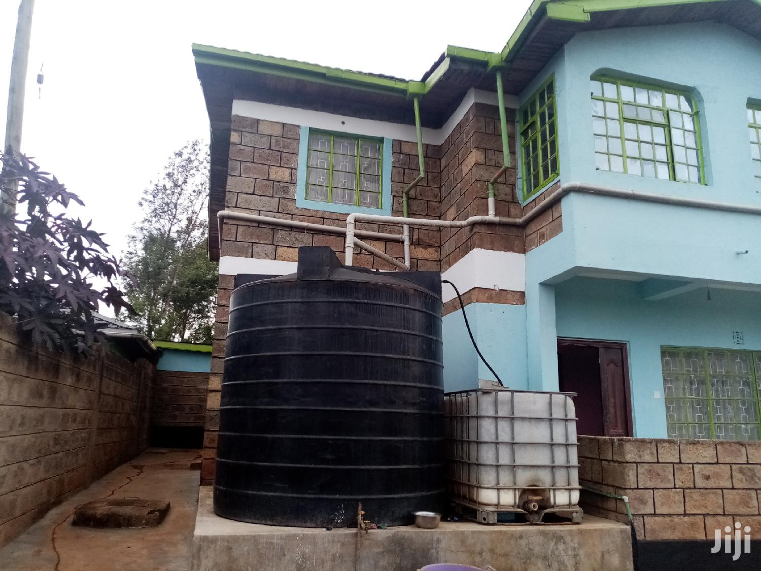 4 Bedroom Maisonette Plus Dsq For Rent Ngong, Own Compound