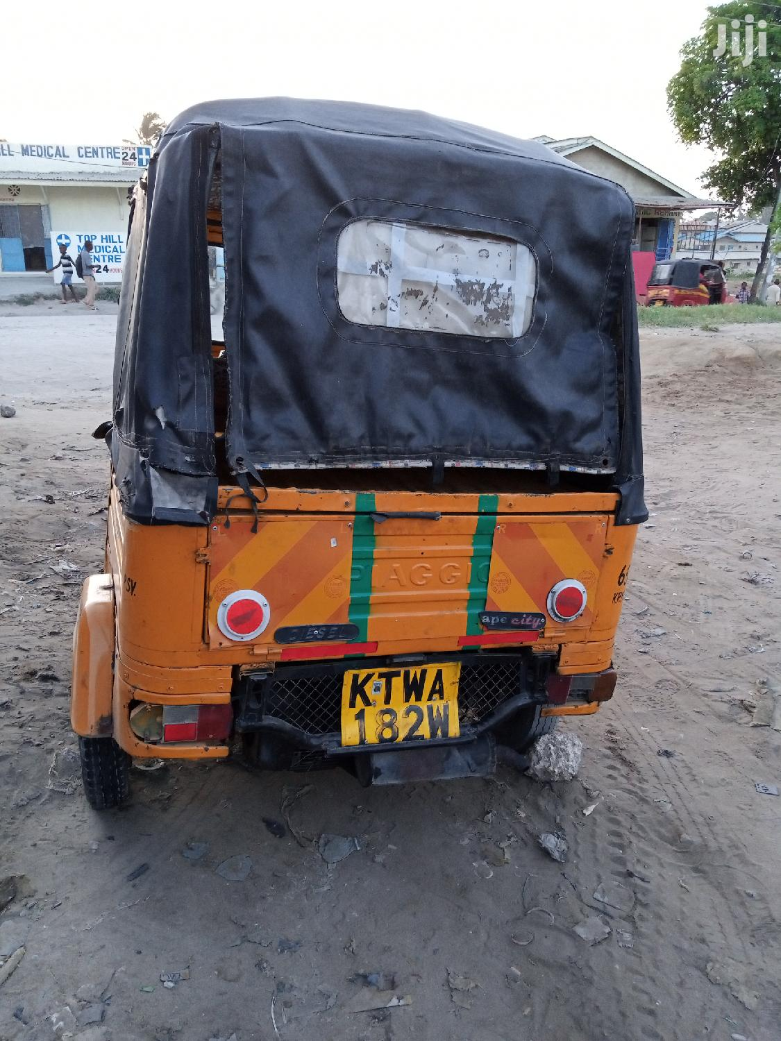 Piaggio Scooter 2014 Yellow | Motorcycles & Scooters for sale in Ziwa la Ng'ombe , Mombasa, Kenya