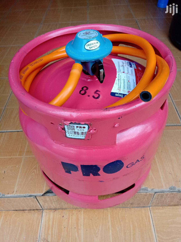 6kg Pro Gas Cylinder With Child Lock Regulator | Kitchen Appliances for sale in Ngara, Nairobi, Kenya