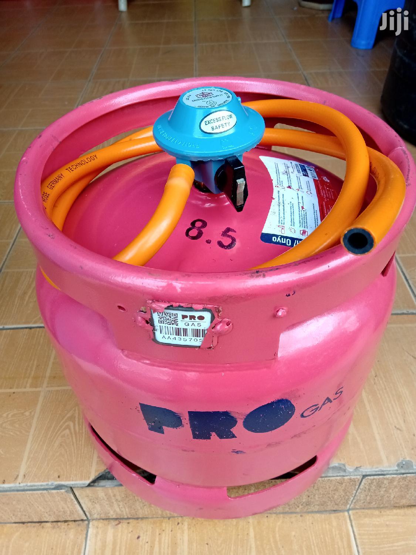 6kg Pro Gas Cylinder With Child Lock Regulator