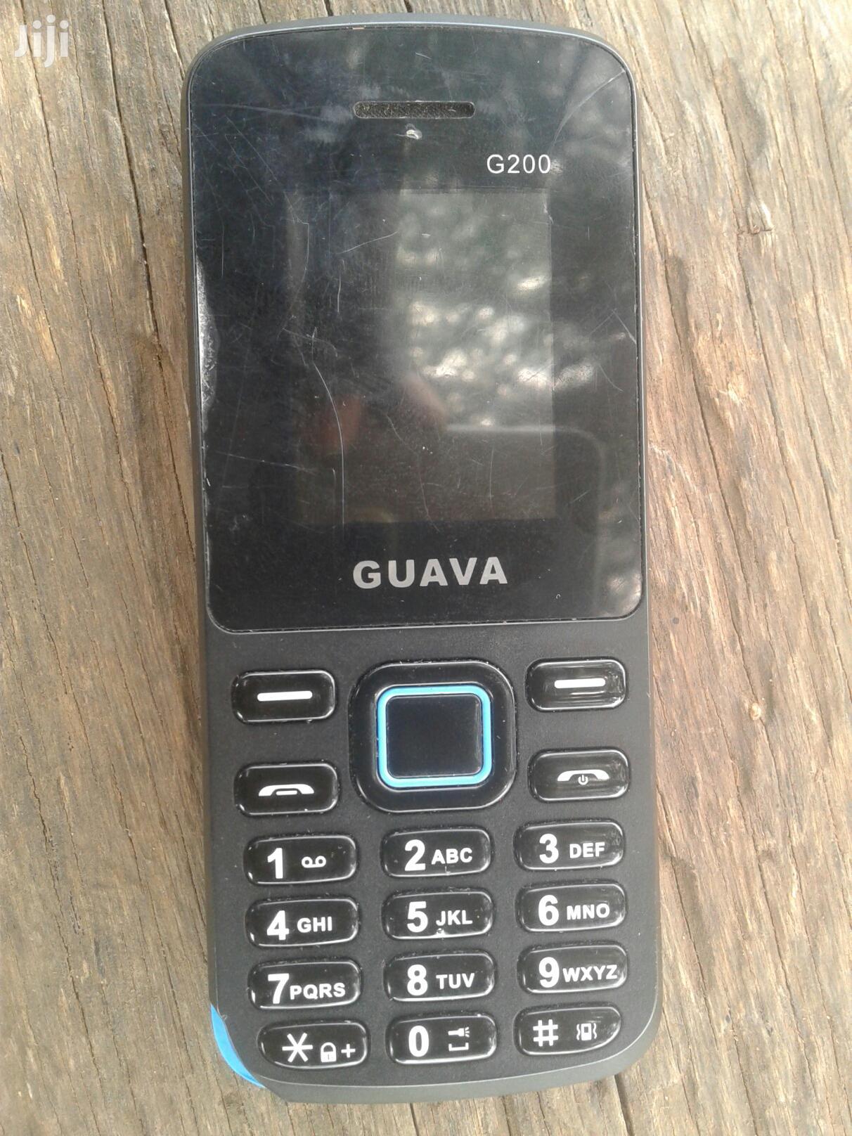 Archive: Mobile Phone Black