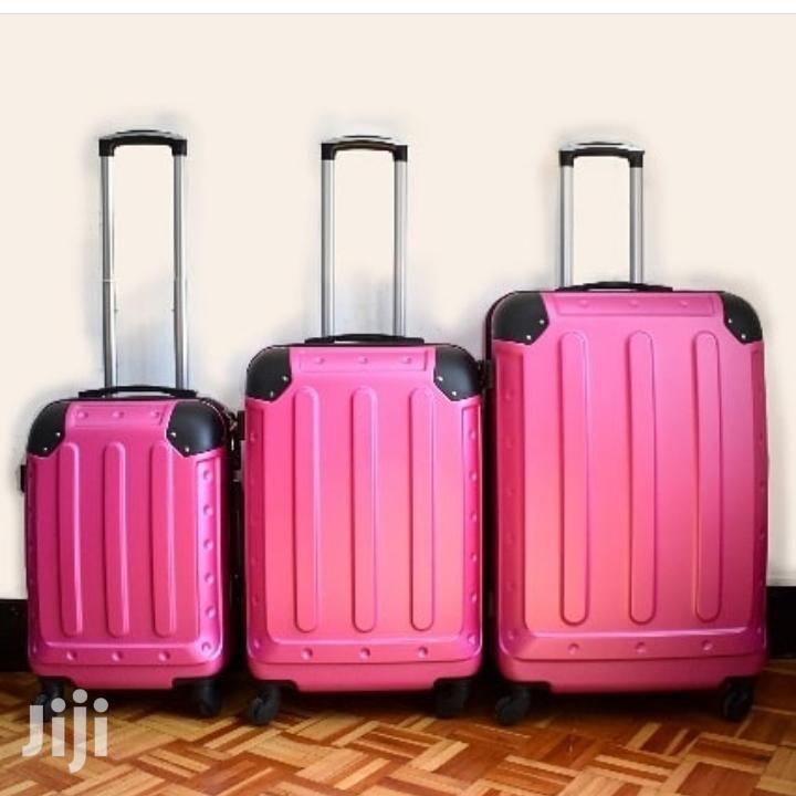 3 in 1 Hardcase Suitcases