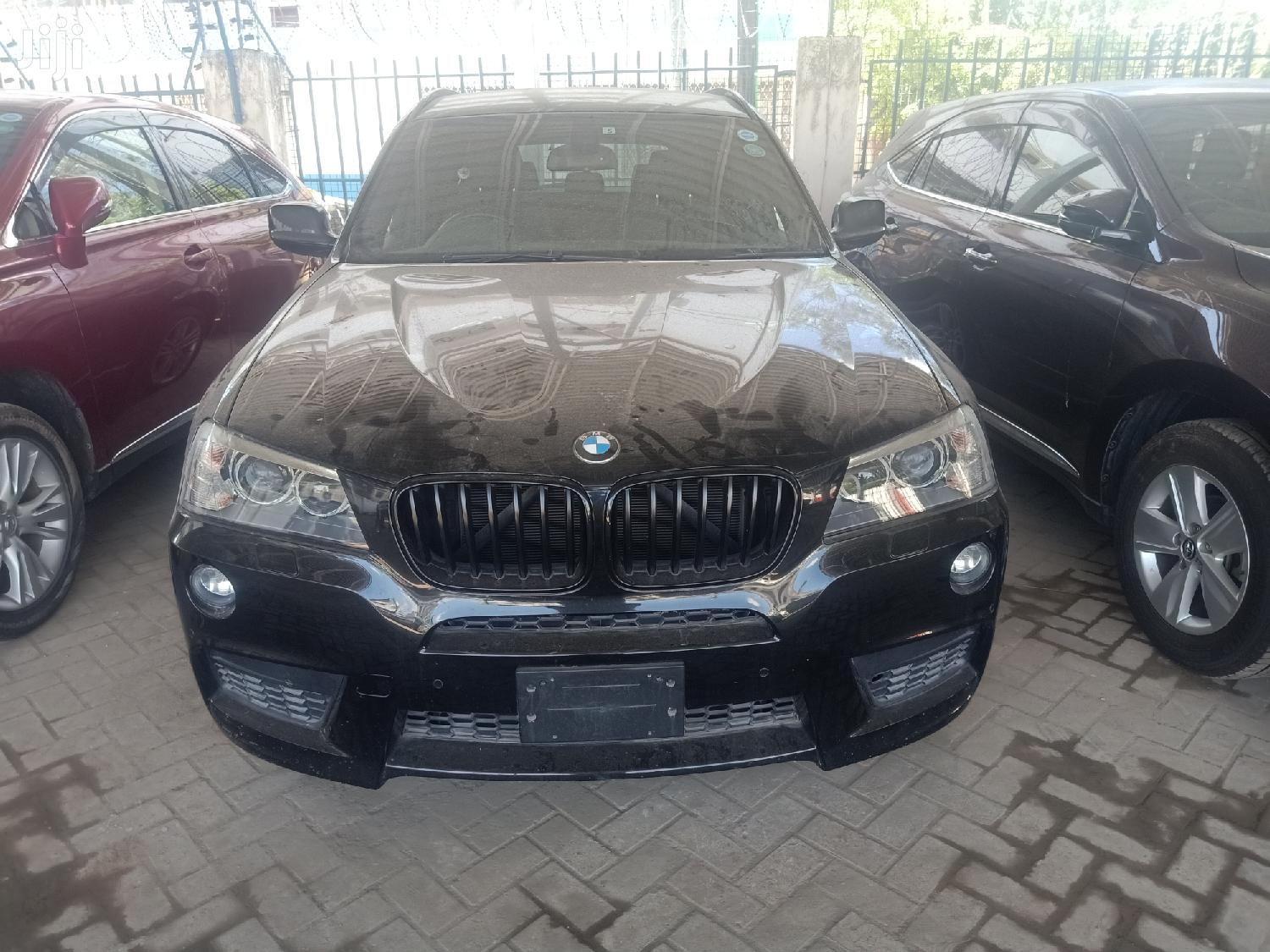Bmw X3 2012 Black In Mvita Cars Paul Mwiti Jiji Co Ke