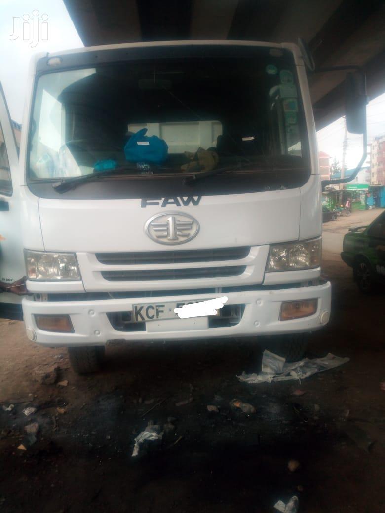 Faw Tipper.   Trucks & Trailers for sale in Kangai, Kirinyaga, Kenya