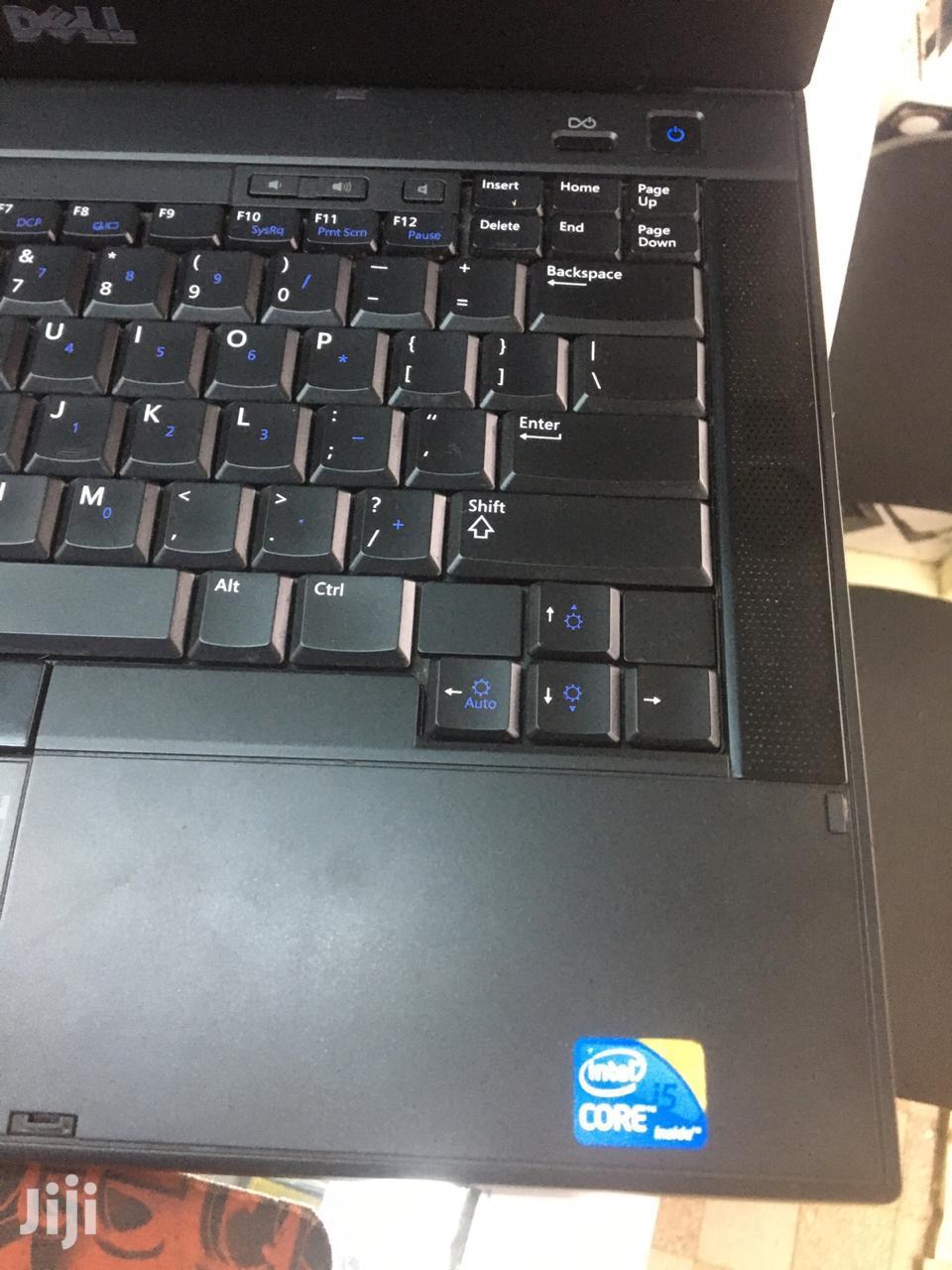 Laptop Dell Latitude E6410 4GB Intel Core I5 HDD 320GB | Laptops & Computers for sale in Kilimani, Nairobi, Kenya