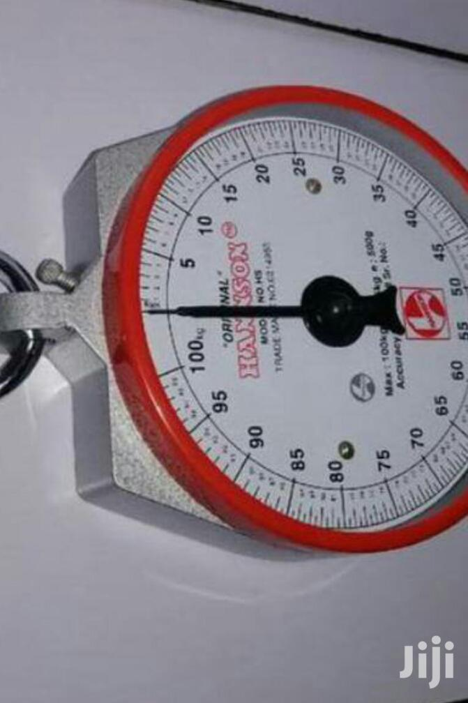 Hanson Weighing Scale