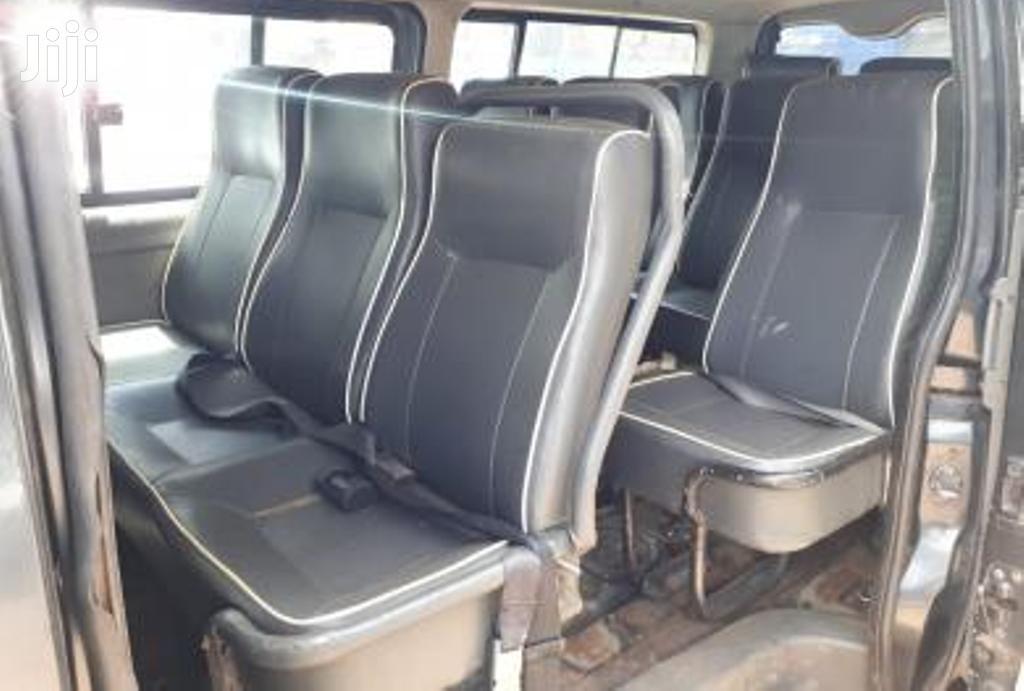 2007 Toyota Hiace 14 Seater KBY 2KD | Buses & Microbuses for sale in Woodley/Kenyatta Golf Course, Nairobi, Kenya
