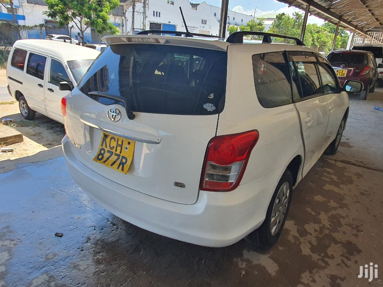 Toyota Fielder 2009 White | Cars for sale in Mvita, Mombasa, Kenya