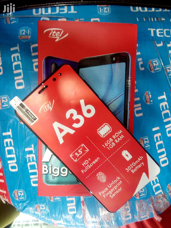 Archive: Itel A56 16 GB Black