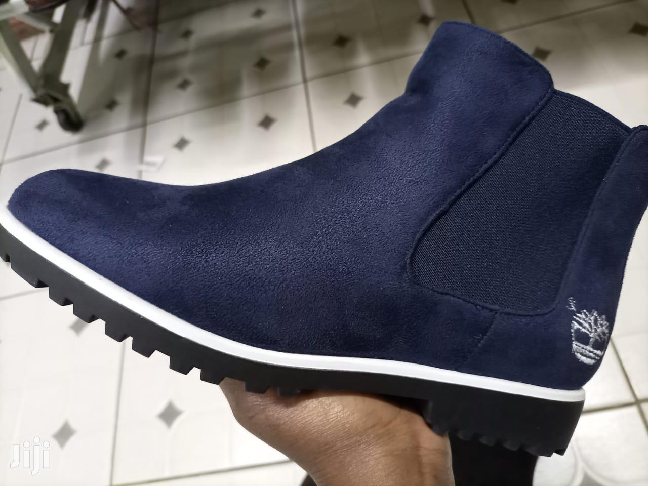 Archive: Timberland Chelsea Suede Boots