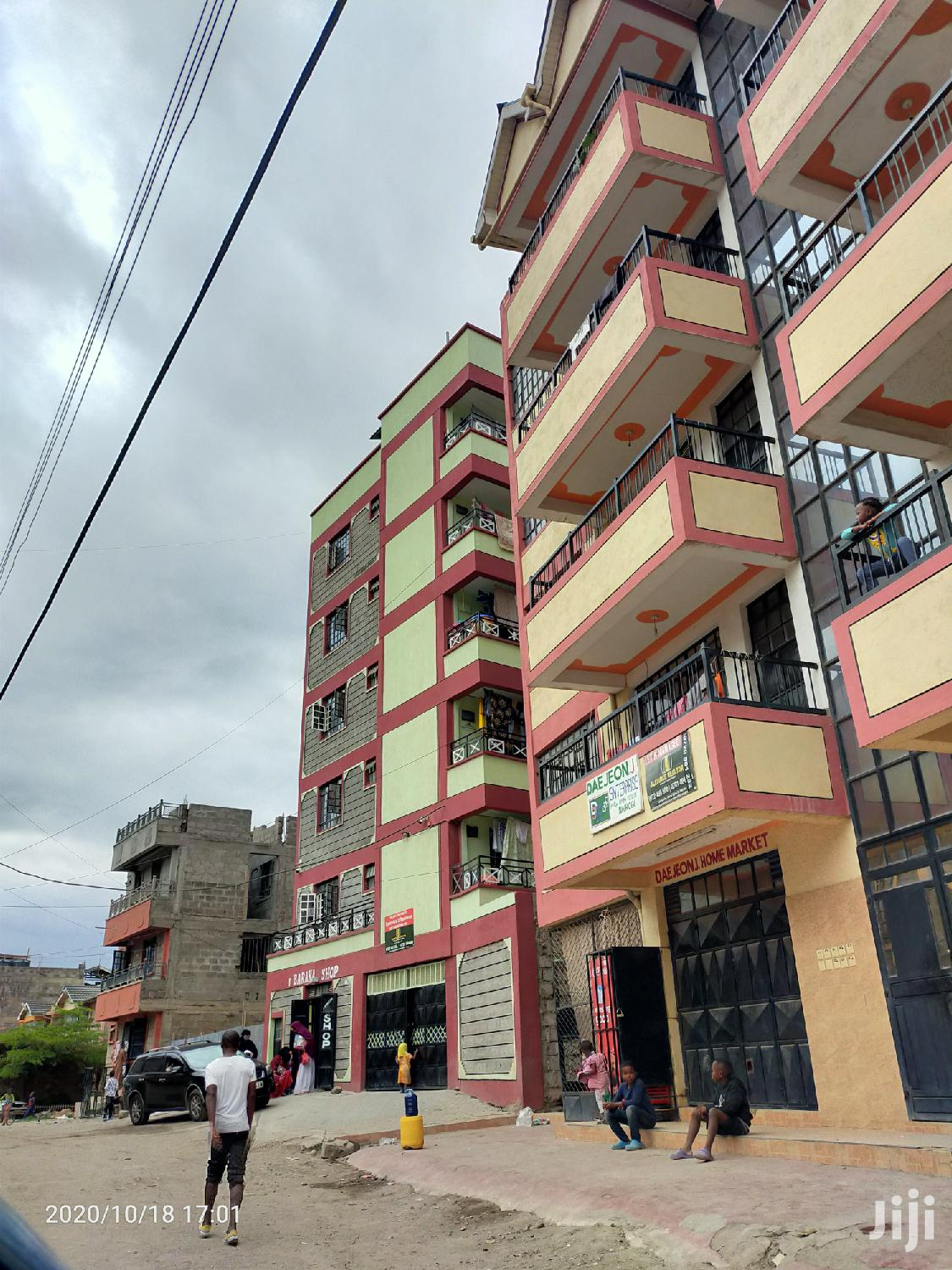 Archive: Building For Sale Donhom Nairobi