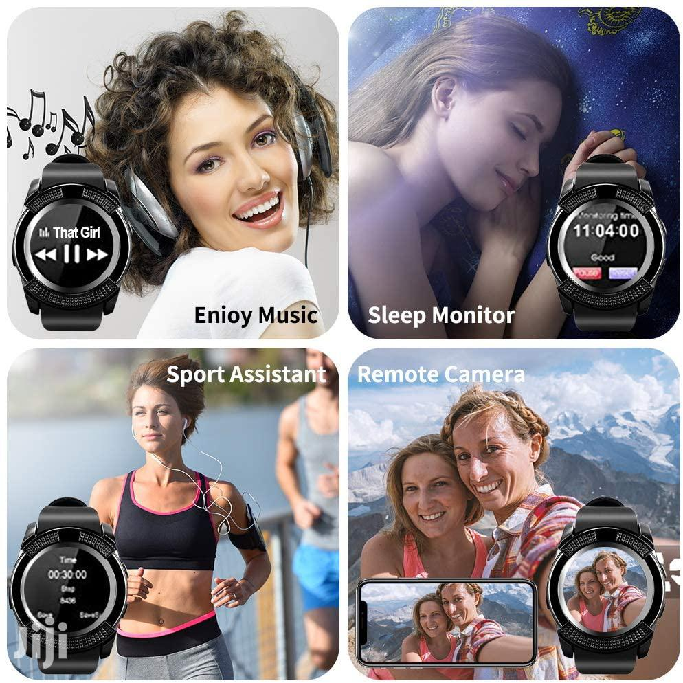 Archive: Sports Fitness Tracker Android Phone Watch Compatible With A