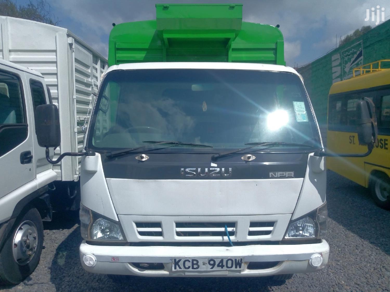 Isuzu Npr Truck On Sale