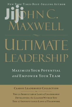 Ultimate Leadership- John Maxwell | Books & Games for sale in Nairobi, Nairobi Central