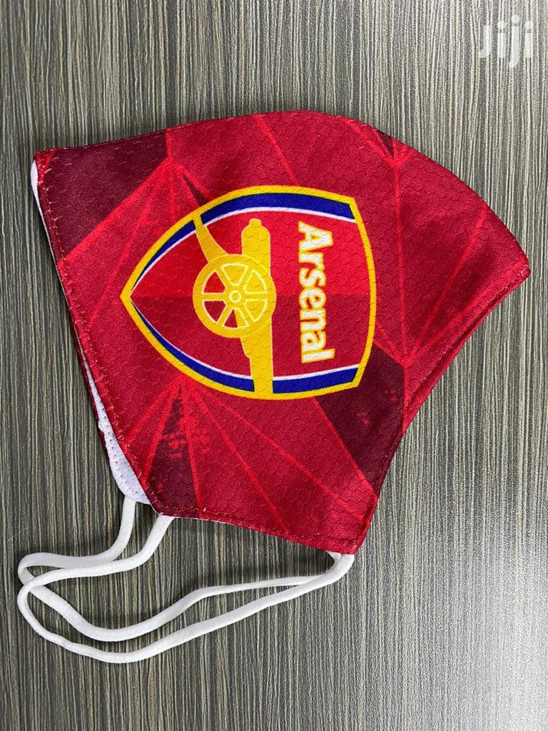 Archive: Comfortable And Original Team Masks