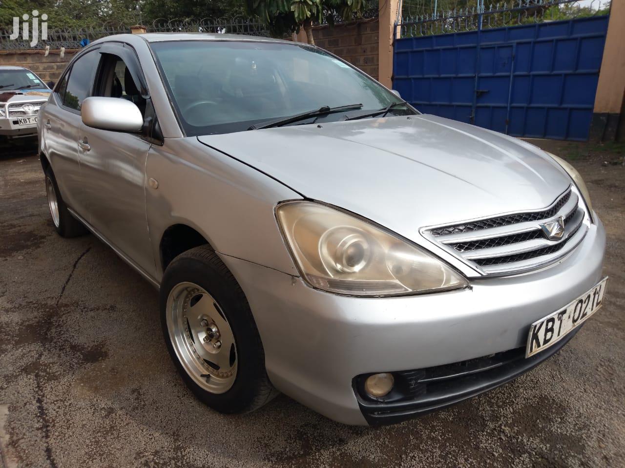 Archive: Toyota Allion 2005 Silver