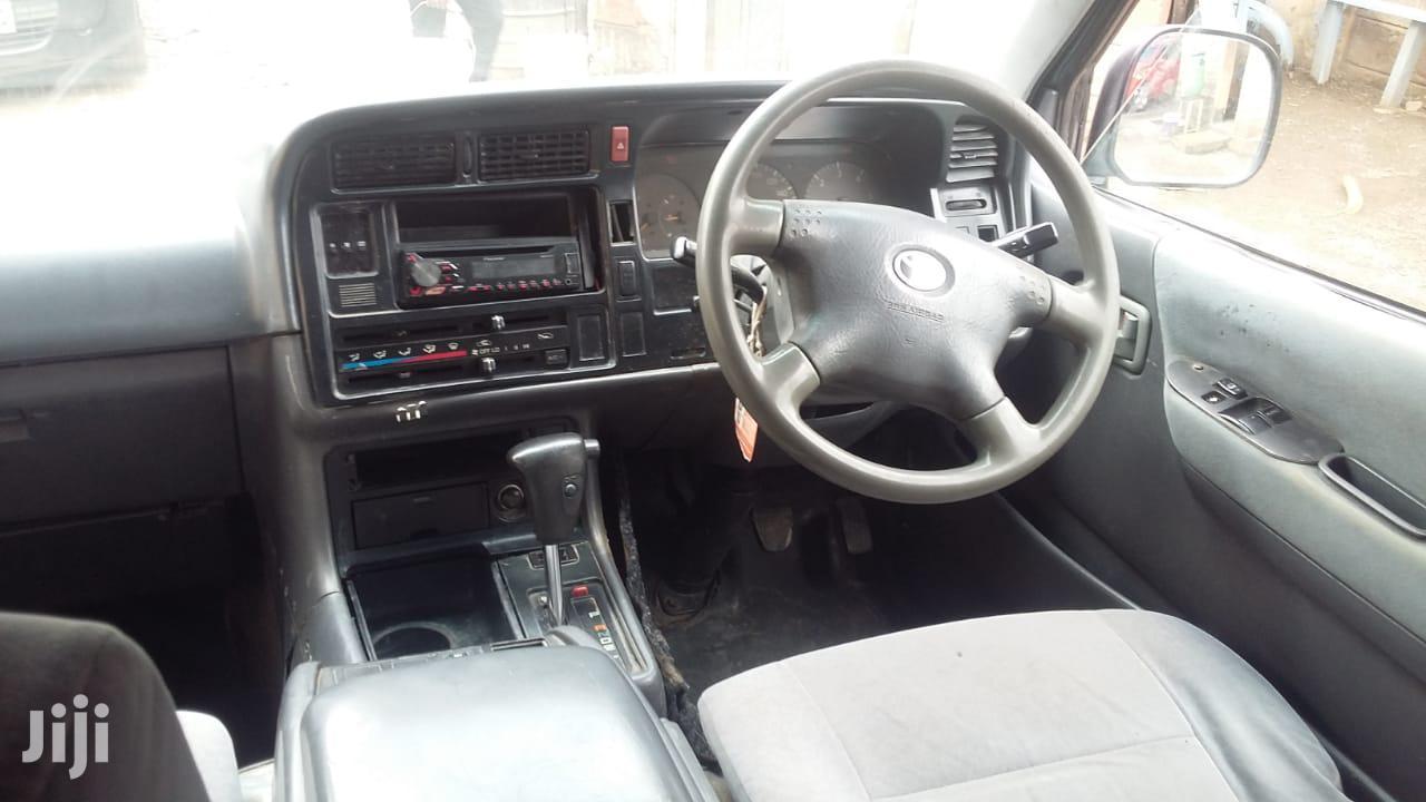 Toyota Hiace KBC 3ltr Auto Diesel | Buses & Microbuses for sale in Woodley/Kenyatta Golf Course, Nairobi, Kenya
