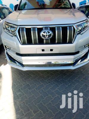 Toyota Land Cruiser Prado 2013 Silver | Cars for sale in Mombasa, Kisauni
