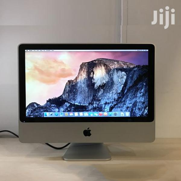 Desktop Computer Apple iMac 160GB HDD 2GB RAM | Laptops & Computers for sale in Nairobi Central, Nairobi, Kenya