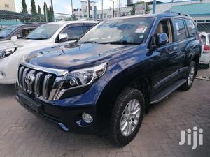 Toyota Land Cruiser Prado 2015 Blue | Cars for sale in Mombasa, Kisauni