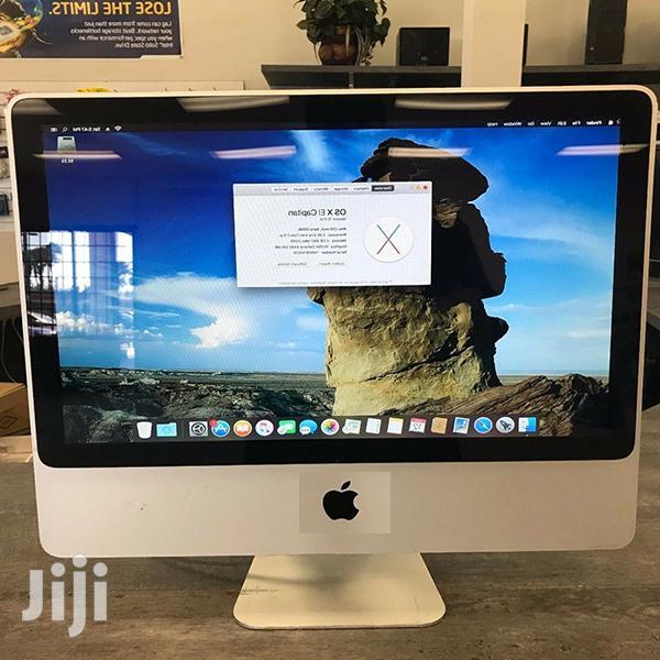 Desktop Computer Apple iMac 160GB HDD 2GB RAM