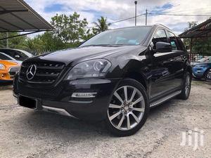 Mercedes-Benz M Class 2014 Black | Cars for sale in Mombasa, Mvita