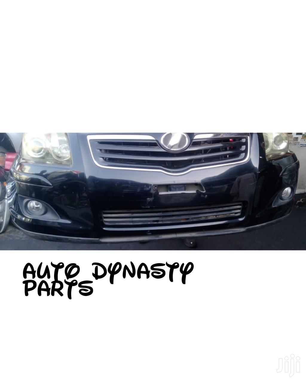 Avensis Bumper 2007