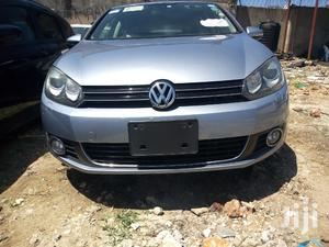 Volkswagen Golf 2013 Silver   Cars for sale in Mombasa, Mvita