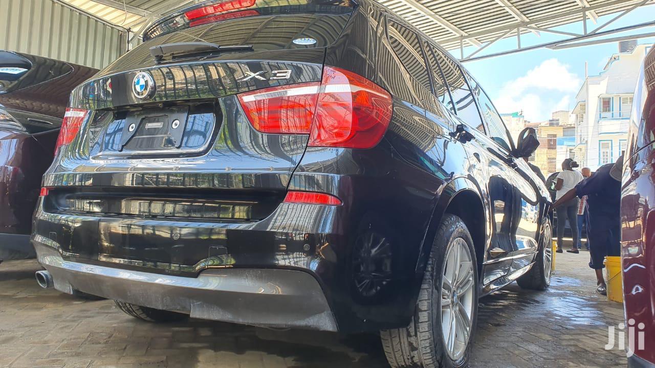 BMW X3 2013 Black | Cars for sale in Nyali, Mombasa, Kenya