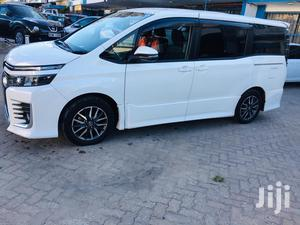Toyota Voxy 2013 White | Cars for sale in Mombasa, Nyali