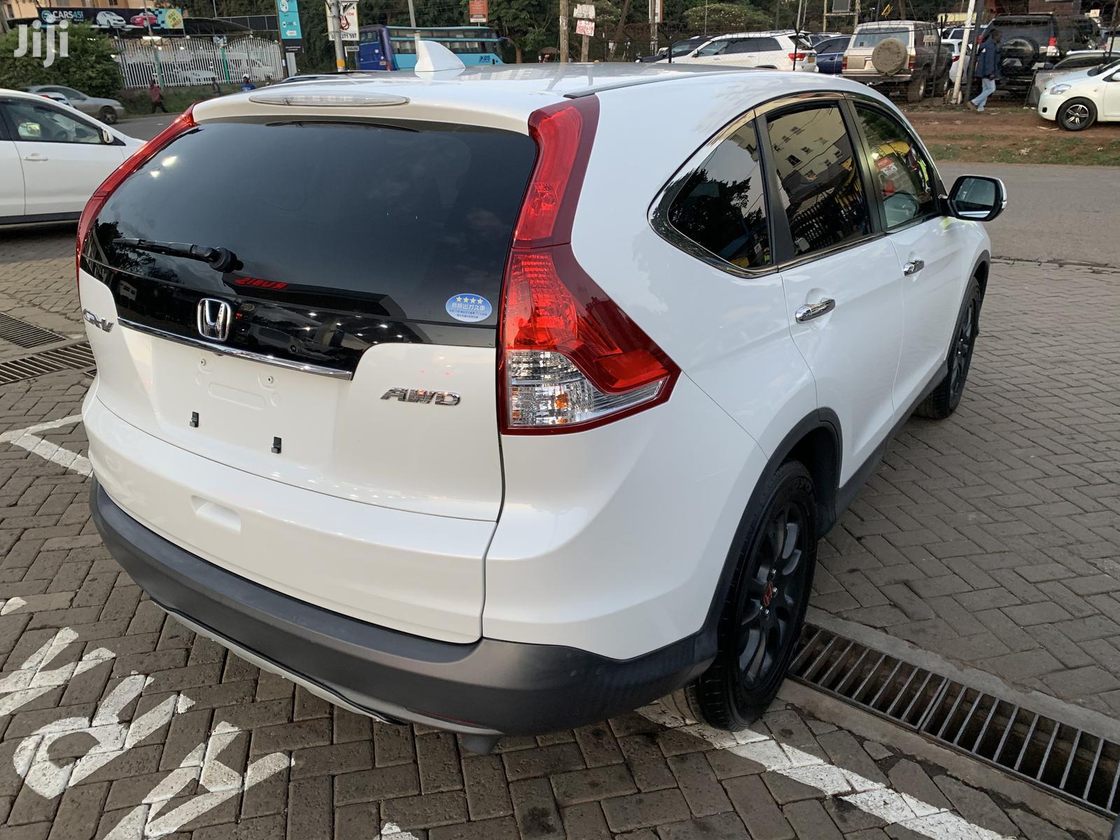 Honda CR-V 2014 White | Cars for sale in Kilimani, Nairobi, Kenya