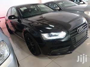 Audi A4 2013 2.0T Tiptronic Black | Cars for sale in Mombasa, Mvita