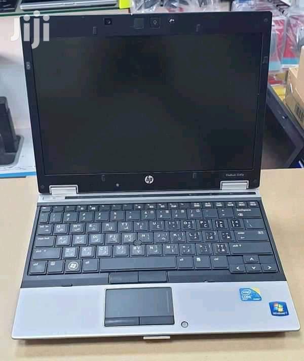 Laptop HP EliteBook 2540P 4GB Intel Core I7 HDD 500GB