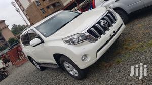 Toyota Land Cruiser Prado 2014 White   Cars for sale in Nairobi, Kilimani