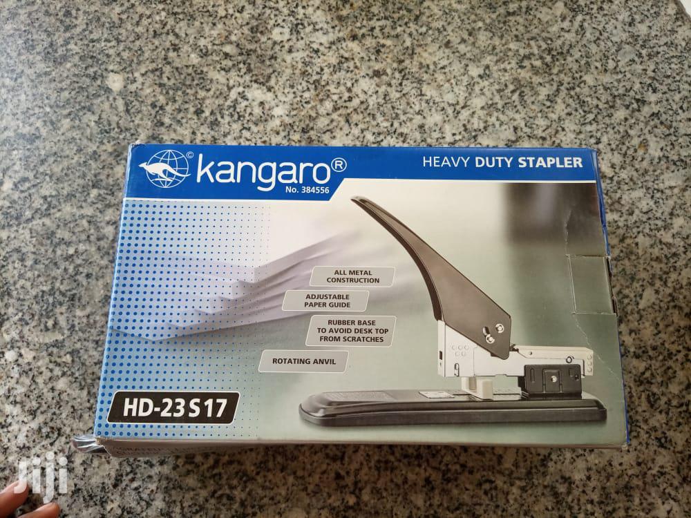 Archive: New Kangaroo Heavy Duty Stapler