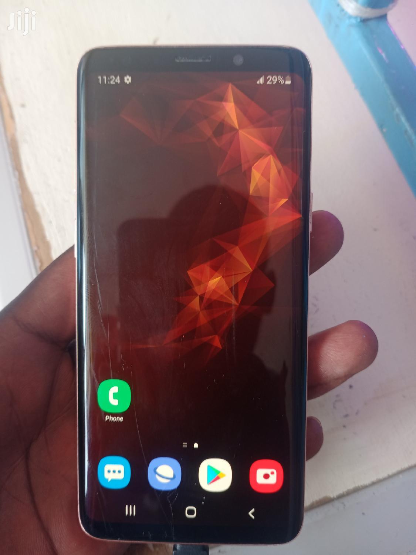 Samsung Galaxy S9 Plus 256 GB Black