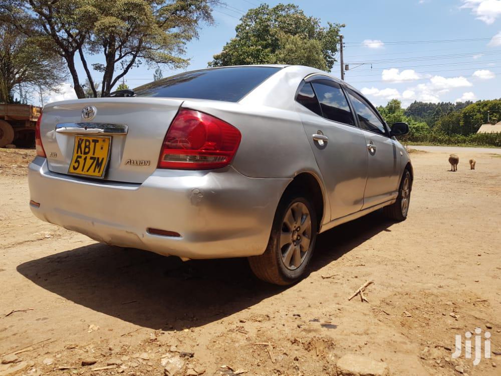 Toyota Allion 2006 Gray   Cars for sale in Flamingo, Nakuru, Kenya