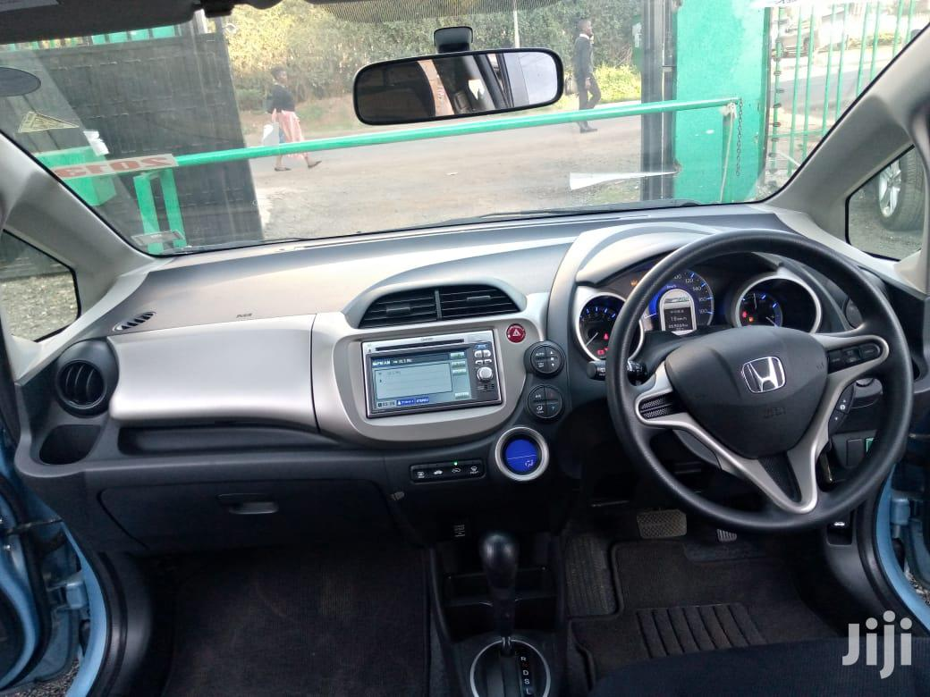 Honda Fit 2013 Blue | Cars for sale in Kilimani, Nairobi, Kenya