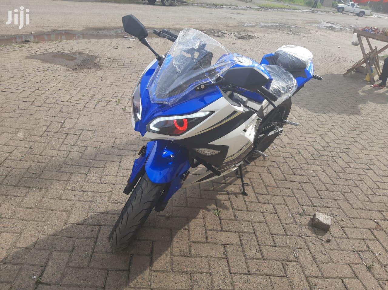 New Jincheng 2020 Blue | Motorcycles & Scooters for sale in Maringo/Hamza, Nairobi, Kenya