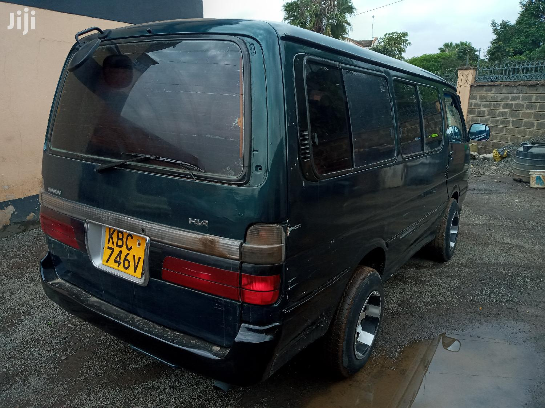 2001 Toyota Hiace 3000cc Diesel Auto | Buses & Microbuses for sale in Woodley/Kenyatta Golf Course, Nairobi, Kenya